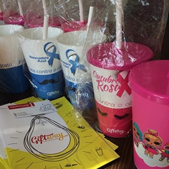 Brindes Personalizados para Festas Orçar Nilópolis - Brindes e Copos Personalizados