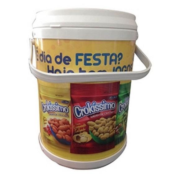 Cooler Redondo Personalizado Preço Londrina - Cooler Promocional Personalizado