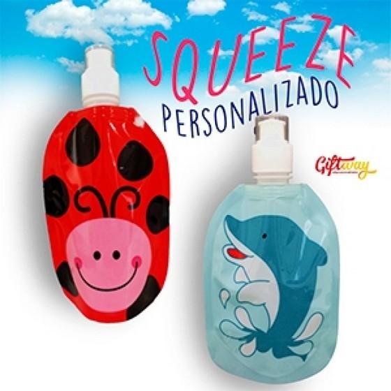 Orçamento para Squeeze Dobrável Rio de Janeiro - Squeeze Personalizado