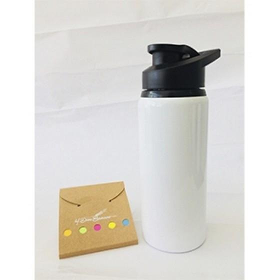 Squeeze Alumínio Personalizado Natal - Squeeze Dobrável