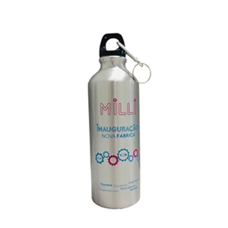 Squeeze Feminina Betim - Squeeze Alumínio Personalizado