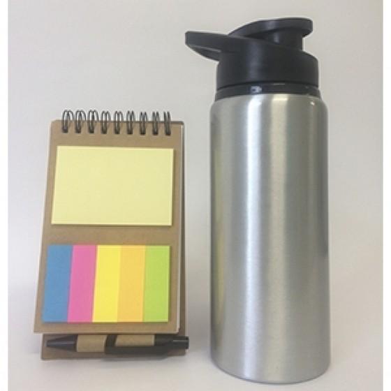Squeezes Personalizados Brindes CORONEL FABRICIANO - Squeeze de Alumínio