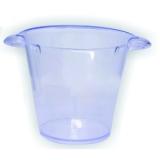 balde para gelo acrílico