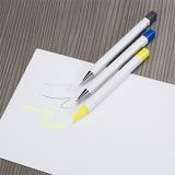 canetas personalizadas com logo Cuiabá