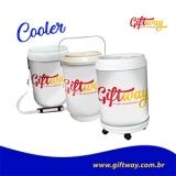 comprar cooler personalizado 6 latas Resende