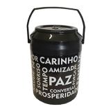 comprar cooler redondo personalizado Joinville