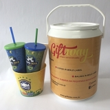 cooler personalizado 6 latas preço CAIOBÁ