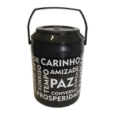 cooler personalizado redondo preço Cabo Frio