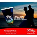 copo personalizado casamento Paraná