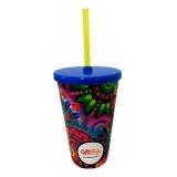copo twister com canudo Araranguá