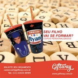 empresa de brindes personalizados para debutante Brasilândia