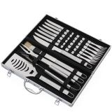 kit de churrasco com tábua preço Lages