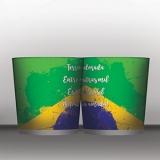 onde comprar balde de pipoca para personalizar Aparecida de Goiânia