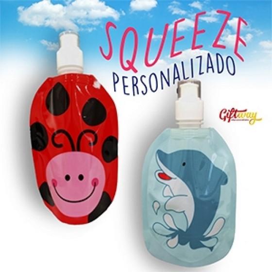 Valor de Squeeze Feminina Itumbiara - Squeeze Personalizado