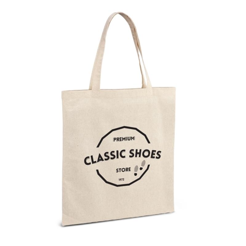 Venda de Sacolas Personalizadas Algodão Cru REALEZA - Sacolas Personalizadas para Lojas